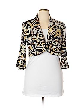 R&M Richards Jacket Size 16W Petite (Petite)