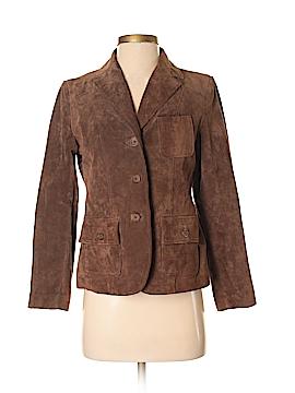 Style&Co Leather Jacket Size S