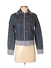 Casual Corner Annex Women Denim Jacket Size P
