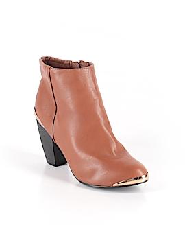 Leuven Alexander Ankle Boots Size 7 1/2