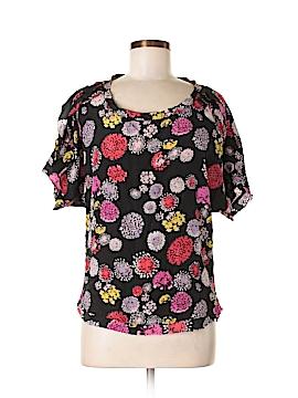 Dolan Short Sleeve Silk Top Size XS