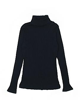 Paris Blues Turtleneck Sweater Size L (Kids)