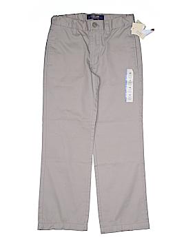 Cherokee Khakis Size 8 (Husky)