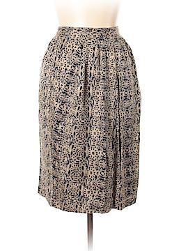 Breckenridge Silk Skirt Size 12