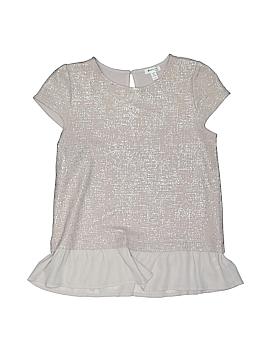 Monteau Girl Short Sleeve Top Size 14