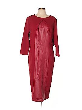 New York & Company Casual Dress Size XL (Tall)