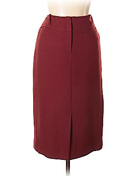 Philippe Adec Paris Wool Skirt Size 10