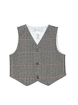 George Tuxedo Vest Size 2T