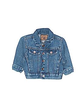 Sprockets Denim Jacket Size 3-6 mo