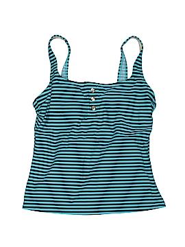 Liz & Co Swimsuit Top Size 8