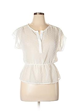 MYTH Short Sleeve Blouse Size L