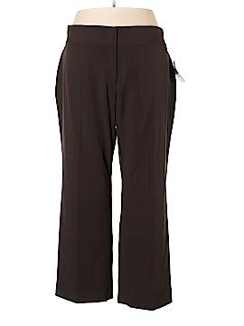 Sag Harbor Dress Pants Size 24W (Plus)