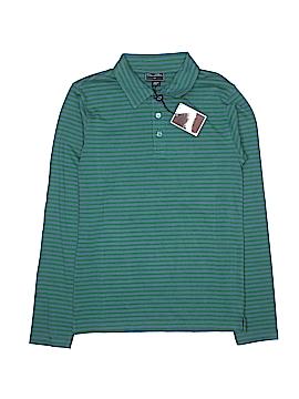 Oscar De La Renta Long Sleeve Polo Size 14