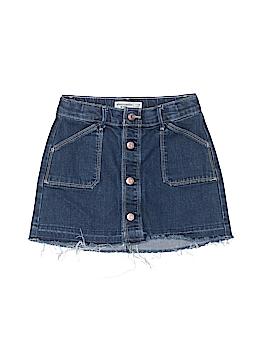 Abercrombie Denim Skirt Size 7 - 8
