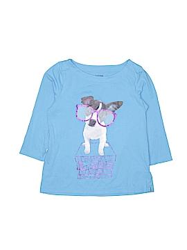 Lands' End 3/4 Sleeve T-Shirt Size 10 - 12