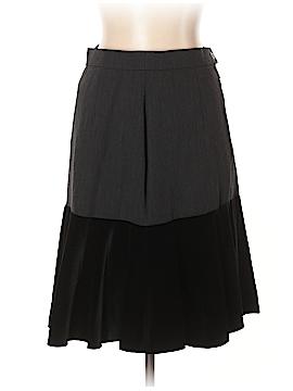 Louis Feraud Wool Skirt Size 12