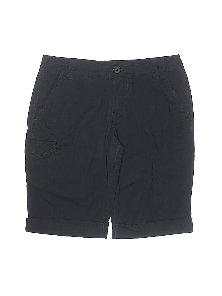 DKNY Jeans Women Khaki Shorts Size 6