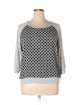 Olivia Moon Long Sleeve Top Size XL