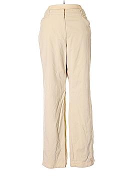 Talbots Khakis Size 18 (Plus)