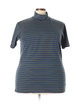 Elisabeth by Liz Claiborne Long Sleeve Turtleneck Size 1X (Plus)
