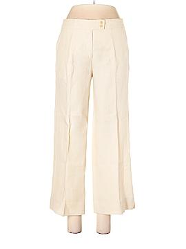 ETRO Linen Pants Size 44 (IT)