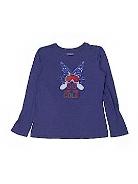 L.L.Bean Long Sleeve T-Shirt Size 14 - 16