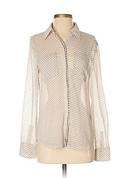 Pim + Larkin Long Sleeve Blouse Size S