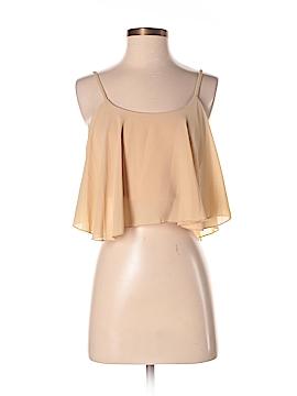 Zenana Outfitters Sleeveless Blouse Size L