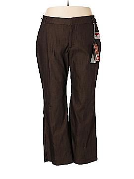 Lee Dress Pants Size 22w (Plus)
