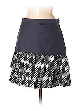 Black Fleece Casual Skirt Size 6 - 8 (BB3)
