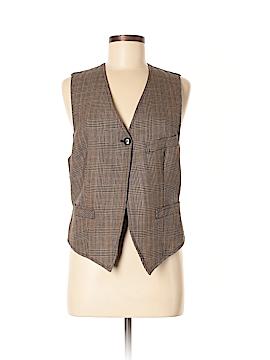 Rafaella Tuxedo Vest Size S