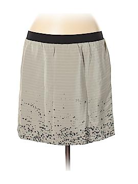 Geren Ford Silk Skirt Size M