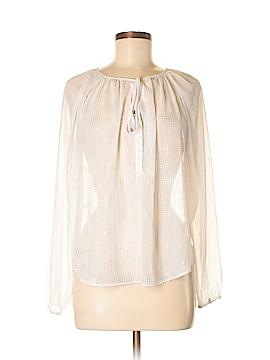 Jennifer Lopez Long Sleeve Blouse Size S