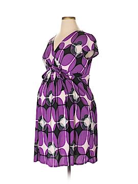 Motherhood Casual Dress Size L (Maternity)