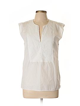 J. Crew Short Sleeve Blouse Size 10