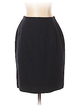 Lauren by Ralph Lauren Wool Skirt Size 4 (Petite)