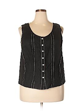 Kenar Sleeveless Blouse Size 20W (Plus)