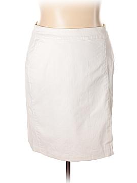Lauren by Ralph Lauren Denim Skirt Size 18W (Plus)