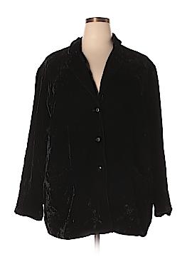 Elisabeth by Liz Claiborne Blazer Size 22 (Plus)