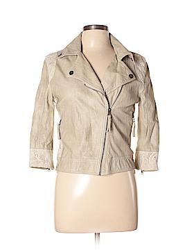 Daytrip Faux Leather Jacket Size M