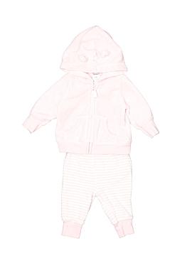 Carter's Zip Up Hoodie Newborn