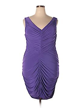 Maitai Cocktail Dress Size 2X (Plus)