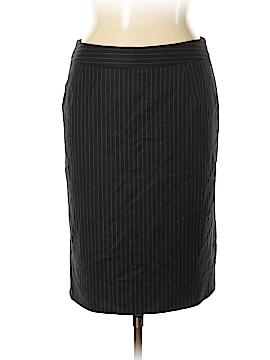 Giorgio Armani Wool Skirt Size 48 (IT)
