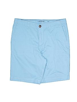 Lands' End Khaki Shorts Size 14 (Husky)