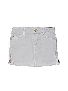 Zara Kids Denim Skirt Size 5