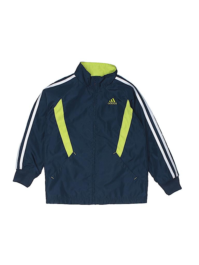 Adidas Boys Track Jacket Size 5