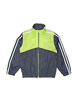 Adidas Track Jacket Size 3T