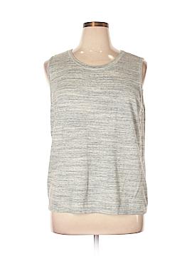 Cj Banks Sleeveless T-Shirt Size 1X (Plus)