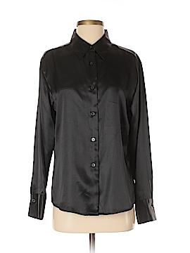 Jaclyn Smith Long Sleeve Blouse Size M