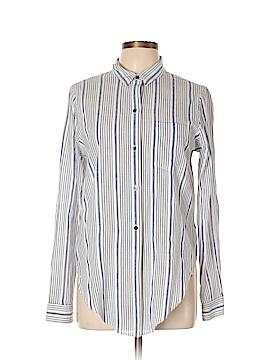 Madewell Long Sleeve Button-Down Shirt Size L